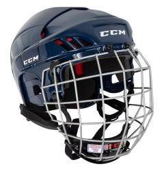 CCM 50 Senior Hockey Helmet Combo