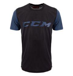 CCM Grit Adult Short Sleeve Tech Tee Shirt