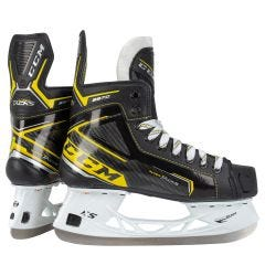 CCM Super Tacks 9370 Intermediate Ice Hockey Skates