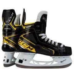 CCM Super Tacks 9380 Intermediate Ice Hockey Skates