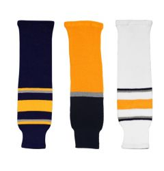 CCM S100 Buffalo Sabres Knit Hockey Socks