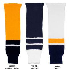Nashville Predators CCM S100 Knit Hockey Socks