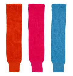 CCM Solid Color Knit Hockey Socks