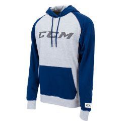 CCM Authenticity Fleece Adult Pullover Hoody