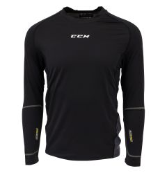 CCM Cut Protective Junior Athletic Fit Long Sleeve Shirt