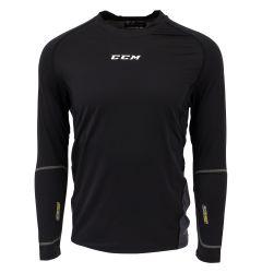 CCM Cut Protective Senior Athletic Fit Long Sleeve Shirt