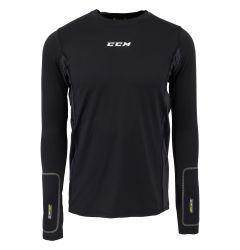 CCM Cut Protective Senior Compression Fit Long Sleeve Shirt