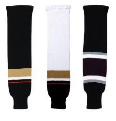 Anaheim Ducks Dogree Knit Hockey Socks