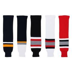 Buffalo Sabres Dogree Knit Hockey Socks