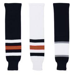 Edmonton Oilers Dogree Knit Hockey Socks