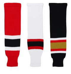 Ottawa Senators Dogree Knit Hockey Socks