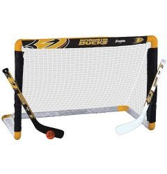 Anaheim Ducks Franklin NHL Mini Hockey Goal Set