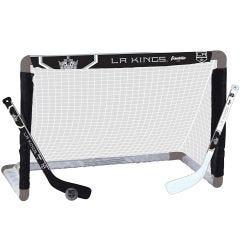 Los Angeles Kings Franklin NHL Mini Hockey Goal Set