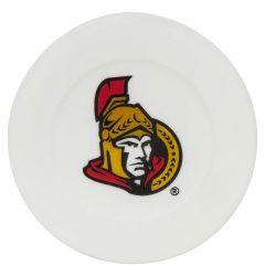 Franklin Ottawa Senators NHL Street Hockey Puck