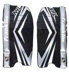 Franklin NHL 120 Junior Street Goalie Leg Pads - 26in.