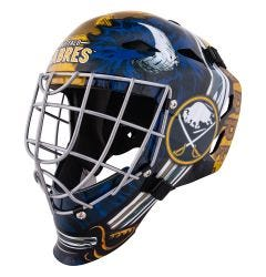 Buffalo Sabres Franklin GFM 1500 Goalie Face Mask