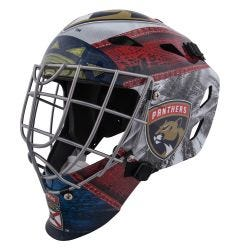 Florida Panthers Franklin GFM 1500 Goalie Face Mask