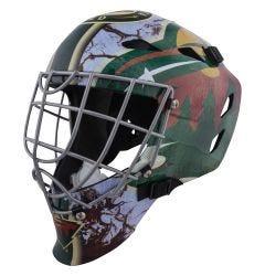 Minnesota Wild Franklin GFM 1500 Goalie Face Mask