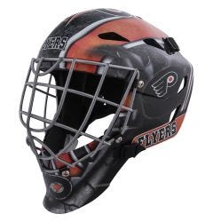 Philadelphia Flyers Franklin GFM 1500 Goalie Face Mask