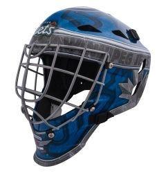 Winnipeg Jets Franklin GFM 1500 Goalie Face Mask
