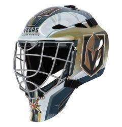 Vegas Golden Knights Franklin GFM 1500 Goalie Face Mask