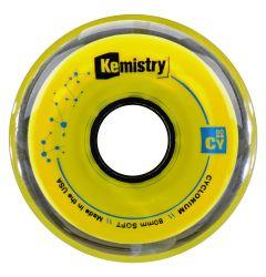 Kemistry Cyclonium Soft Roller Hockey Wheels