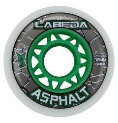Labeda Asphalt Grip 83A Roller Hockey Wheel - White