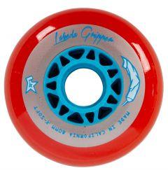 Labeda Gripper X-Soft 74A Roller Hockey Wheel - Red