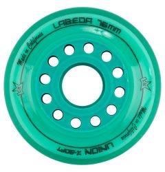 Labeda Union X-Soft 74A Roller Hockey Wheel - Mint