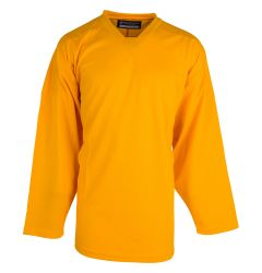 MonkeySports Solid Color Youth Practice Hockey Jersey