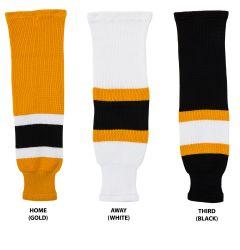 Boston Bruins MonkeySports Knit Hockey Socks