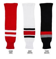 Carolina Hurricanes MonkeySports Knit Hockey Socks