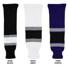 Los Angeles Kings MonkeySports Knit Hockey Socks