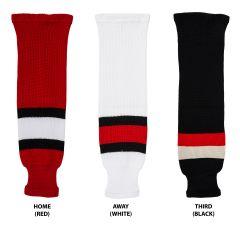 Ottawa Senators MonkeySports Knit Hockey Socks