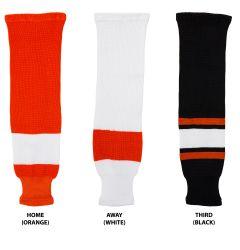 Philadelphia Flyers MonkeySports Knit Hockey Socks