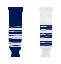Toronto Maple Leafs MonkeySports Knit Hockey Socks