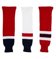 Washington Capitals MonkeySports Knit Hockey Socks