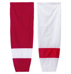 Detroit Red Wings MonkeySports Mesh Hockey Socks