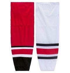 Carolina Hurricanes MonkeySports Mesh Hockey Socks