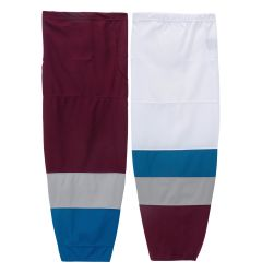 Colorado Avalanche MonkeySports Mesh Hockey Socks