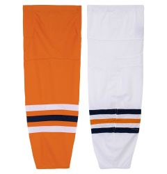 Edmonton Oilers MonkeySports Mesh Hockey Socks