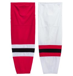 New Jersey Devils MonkeySports Mesh Hockey Socks
