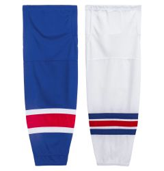 New York Rangers MonkeySports Mesh Hockey Socks