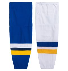 St. Louis Blues MonkeySports Mesh Hockey Socks