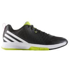 Adidas Assault 2.0 Women's Training Shoes - Black/Lime/Pink