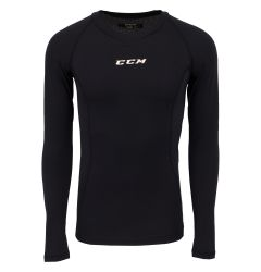 CCM Performance Senior Compression Long Sleeve Shirt