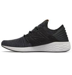 New Balance Fresh Foam Cruz v2 Knit Men's Running Shoes - Black
