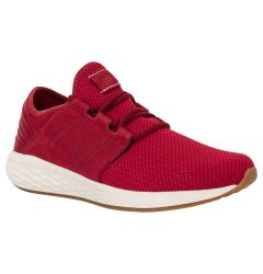 New Balance Fresh Foam Cruz v2 Knit Men's Running Shoes - Mercury Red/Chili Pepper