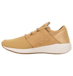 New Balance Fresh Foam Cruz v2 Knit Men's Running Shoes - Tan