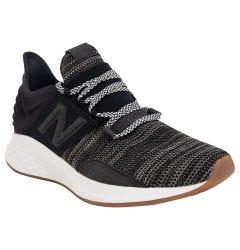 New Balance Fresh Foam Roav Knit Men's Running Shoes - Black